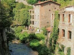 Les gorges de la Durolle et ses anciennes usines