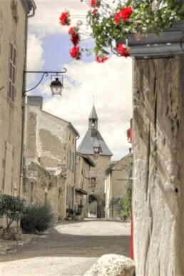 Village Charroux