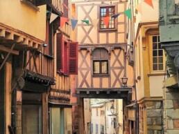Ville Thiers médiéval