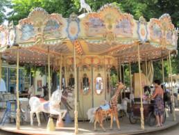 Ville Vichy carrousel