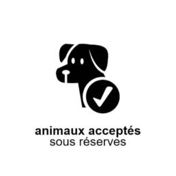 animaux acceptés dans gite auvergne