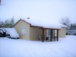 gîte ouvert l'hiver