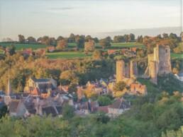 tourisme château de Hérisson, allier