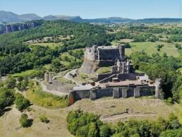 tourisme château de Murol