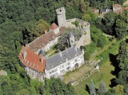 tourisme châteaux auvergne